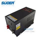 Omschakelaar van de Macht van de Golf van de Sinus van Suoer 24V 220V gelijkstroom AC de Zuivere (fpc-D5000B)