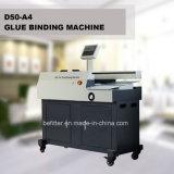 D50-A4 de automatische hete bindende machines van smeltings zelfklevende granvle