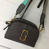 숙녀 형식 어깨에 매는 가방 진짜 가죽 십자가 바디 핸드백 Emg4807