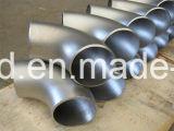 Cotovelo inoxidável do encaixe de tubulação do aço do carbono