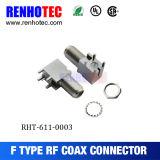 PCB 마운트 90 도 유형 28 mm F 암 커넥터