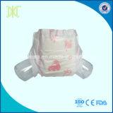 Buena calidad, super absorbente no tejida disponible del pañal del bebé