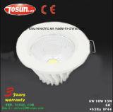 Éclairage Downlight de DEL Downlight DEL trois ans de garantie (2700-6500K)