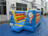 Casa de rebote comercial inflables bouncer para ventas