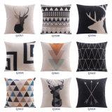 Il cuscino di tela del cotone acquistabile copre 18X18 per la camera da letto