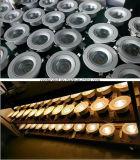 15W MAZORCA LED del recorte del poder más elevado 90m m abajo que se enciende