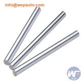 Brunies trempée par induction plaqué chrome Bar pour le vérin pneumatique