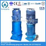 Pompe centrifuge verticale marine de série de Clh