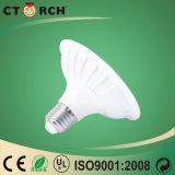Ctorch hohe Leistungsfähigkeit E27 niedrige Aluminium-LED Birnen-Lampe UFO-