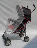 Europäischen Baby-Spaziergänger mit Moskito-Netz (CA-BB264) falten