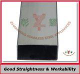 Tube de fente de la qualité solides solubles Inox