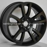 Серебристый / Hyper черный / хромированные колеса F101031 Car легкосплавные колесные диски