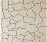 حجر رمليّ ينحت [رليفو] جدار قراميد لأنّ زخرفة بيتيّة