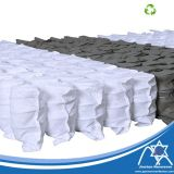Housse en tissu de matelas non tissé en polypropylène à spin