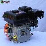 Motor de gasolina certificado Ce 196cc 6.5HP