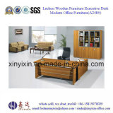 China-hölzerne Möbel-moderner Büro-Schreibtisch mit L-Form (A223#)