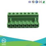 Plug-in de blocos de terminais macho Ma2.5h5.0 PCB Plugable Base Macho