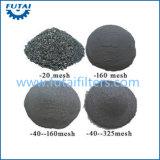 Areia de filtro de metal de aço inoxidável para Bcf