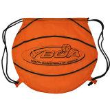 Sac en nylon de sac à dos de cordon de natation de forme physique de sac à gymnastique pour des sports