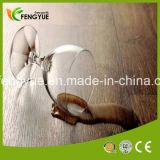 Surface en relief Matériau PVC Revêtement de sol en bois