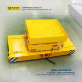Carretilla automotora del carro de la carga del carril del coche de transferencia de la carga pesada