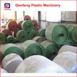 Fabricação de máquinas de tear circular com tecelagem plástica