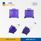 Chariot de supermarché Toolsbox Boîtes à outils contenant la boîte à outils