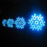 Cabeça movente do feixe do diodo emissor de luz da mudança da cor 3W de RoHS 108 do CE