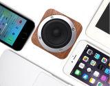 Inalámbrico de oficina de madera inalámbrica Bluetooth Mini Profesional Altavoces