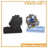 Ha annunciato il distintivo del metallo del nichel della vernice del rame dell'oro della pianta (YB-HR-46)