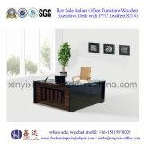 Деревянная таблица офиса офисной мебели просто от Китая (S13#)