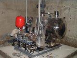 PLC Systeem van de Watervoorziening van de Omzetting van de Frequentie van de Druk van de Controle het Constante