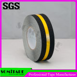 Nastro Slittare-Resistente basso di alluminio di colore nero del nastro Sh909 di Somi per la superficie dell'urto