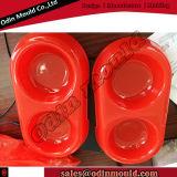 飼い犬の猫の餌水ボールの皿の注入型