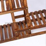 Muebles Gardon Balcón de flor de madera del estante de exhibición (SL-0039)