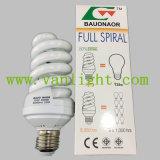 高い発電の効率T3の完全な螺線形CFL 25W Energeyはランプを保存する