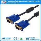 Shenzhen Nickel überzogenes VGA-Kabel mit Schrauben