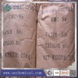 Grado del detersivo del CMC della cellulosa carbossimetilica del sodio
