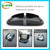 Многофункциональная Установите противоскользящие резиновые приборной панели автомобиля Non-Slip коврик