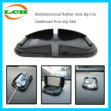 Borracha multifuncional carro antiderrapagem Tapete Non-Slip de painel de bordo
