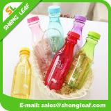 Garrafa de água mineral de plástico criativa Copos de água portáteis