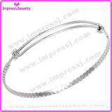 無限円形ワイヤー拡張可能調節可能な方法配線の腕輪のブレスレット