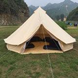Tenda di Bell Quechua 5m della tela di canapa del lusso 6m di Glamping