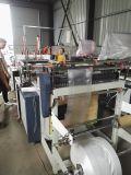 Zwei Zeile kalter Ausschnitt-Unterseiten-Dichtungs-Shirt-Beutel, der Maschine herstellt