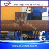 CNC van het metaal de Scherpe Machine van de Schuine rand voor de Vervaardiging van de Pijp van het Staal