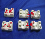 Verglasung Porzellan-Klemmenblock