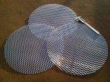 Pacchetti ampliati galvanizzati del filtro a maglia del nastro metallico