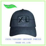 Neue schwarze Ausdehnungs-Stickerei-Baseball-Sport-Schutzkappe