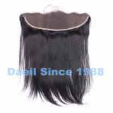 Chiusura diritta del merletto dei capelli cinesi di Remy