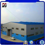 Acciaio poco costoso della struttura industriale Q345 per il garage